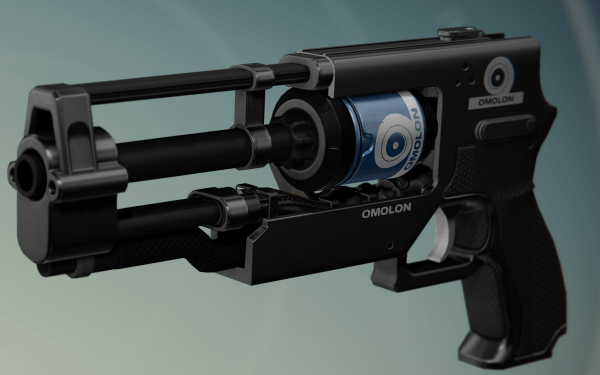 omolon hand cannon
