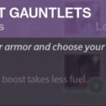 sparrow raving gauntlets