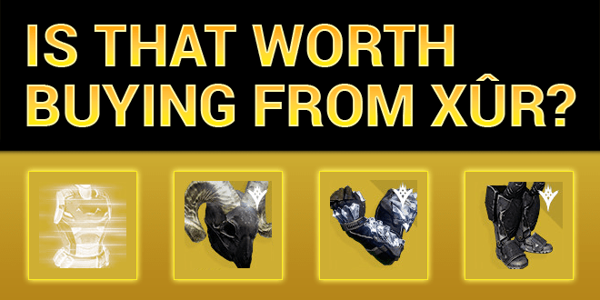 xur worth buying ram
