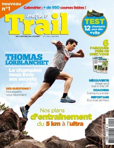 Nature Trail un nouveau magazine sur le trail