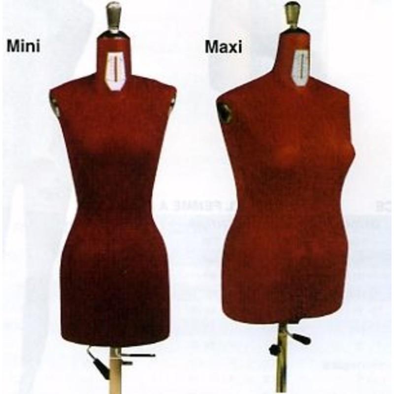 Mannequin Reglable Professionnel Femme