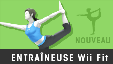 Entraineuse Wii Fit