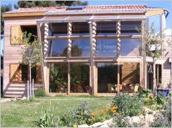 Maison bioclimatique à Marseille