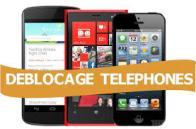 desimlockage téléphones