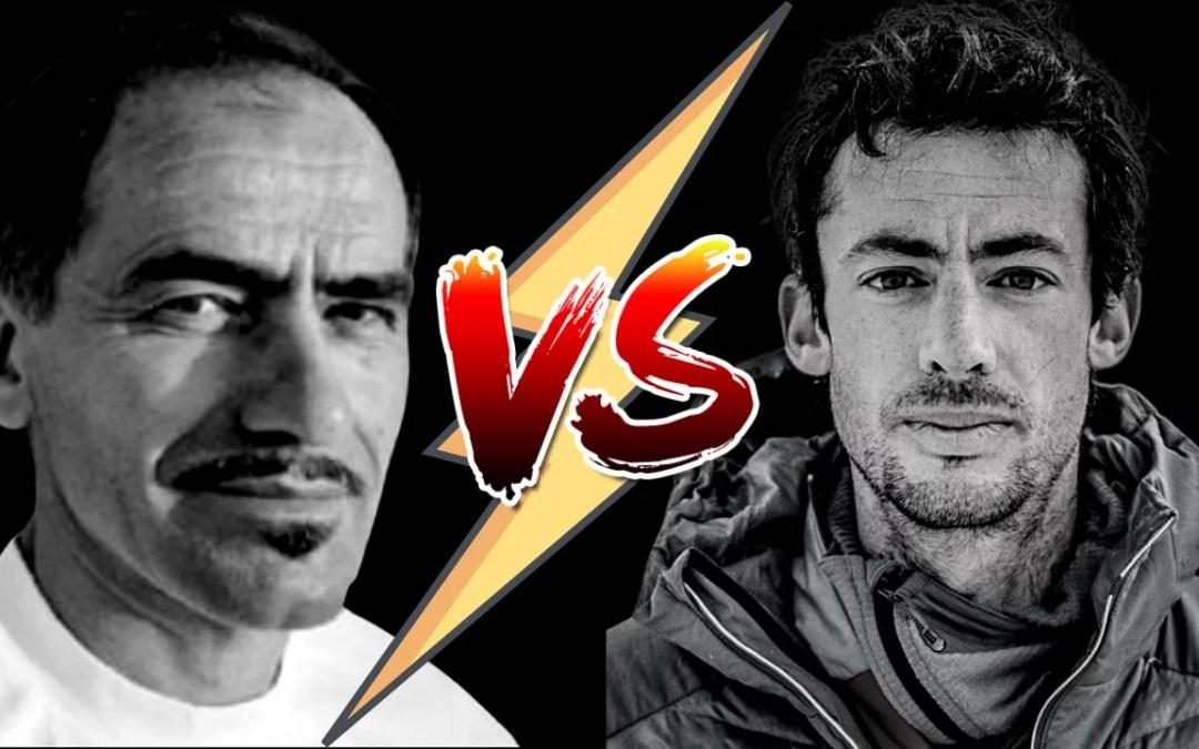 Yiannis Kouros contre Kilian Jornet : Attaque justifiée ?