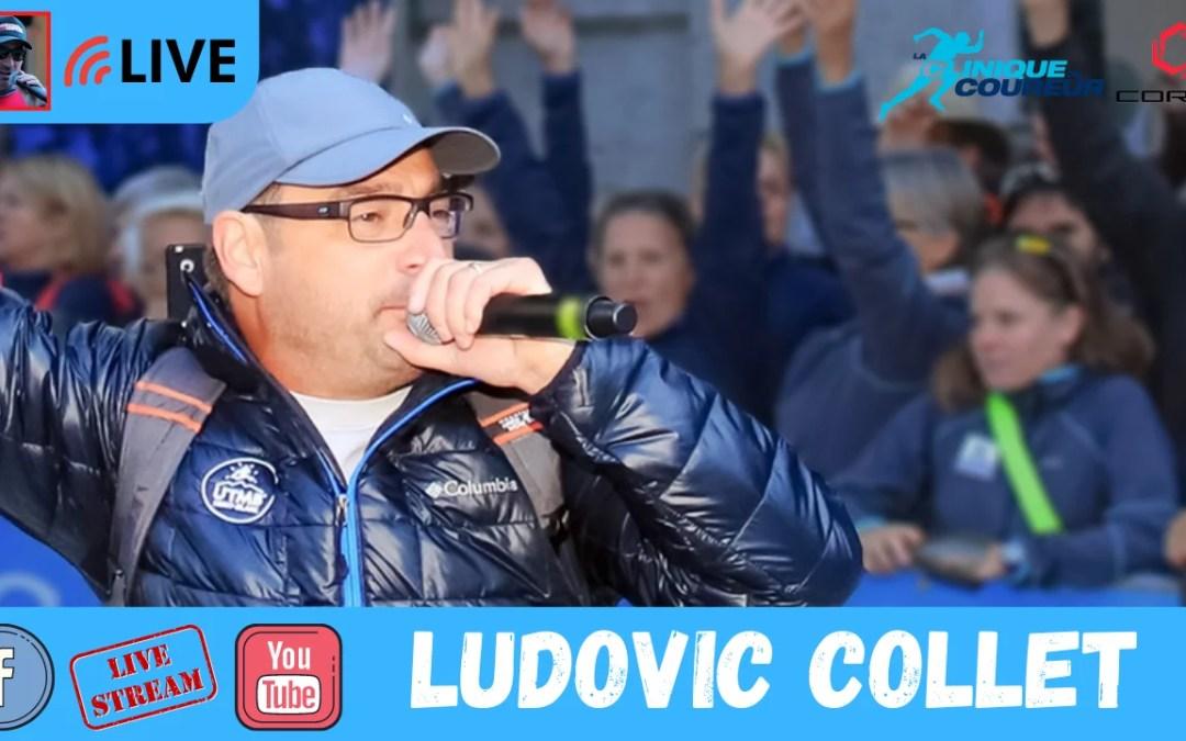 Ludovic Collet: La voix du Trail