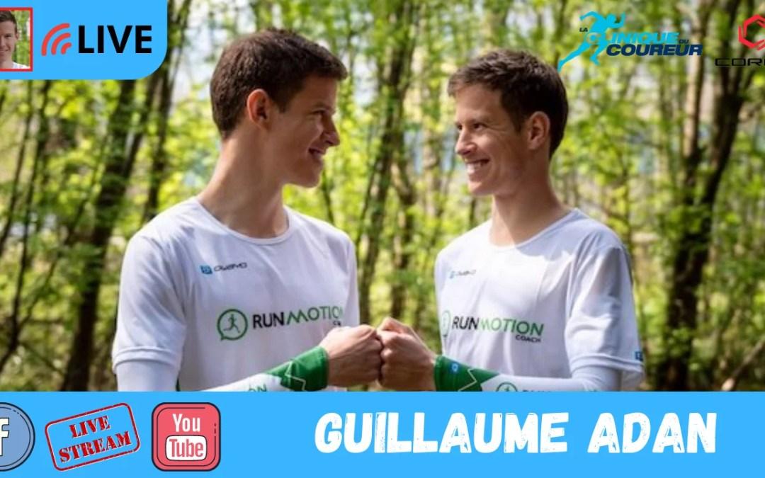 Guillaume Adam – Créer un coach de course à pied virtuel