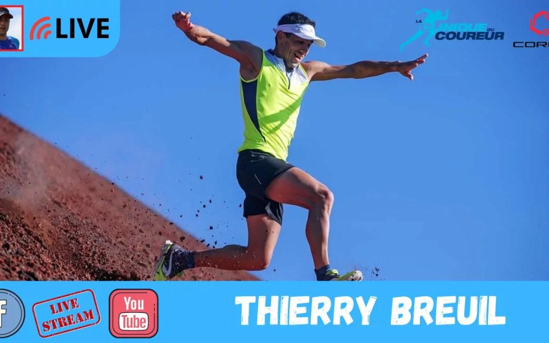 Thierry Breuil : De champion de France de Trail à Chef de produit Evadict