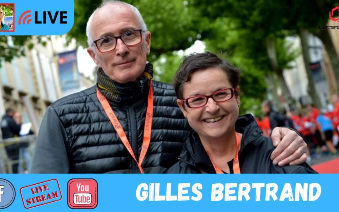 Gilles Bertrand – Organiser le plus grand festival de Trail Français