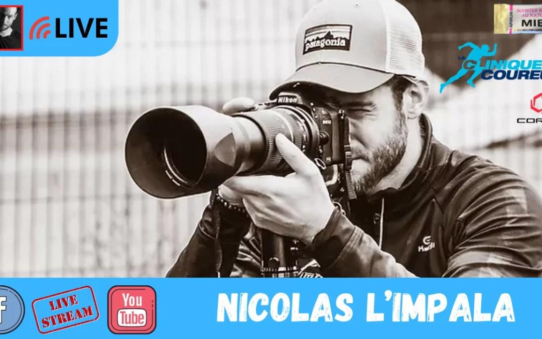 Nicolas Impala – L'histoire d'un photographe de course
