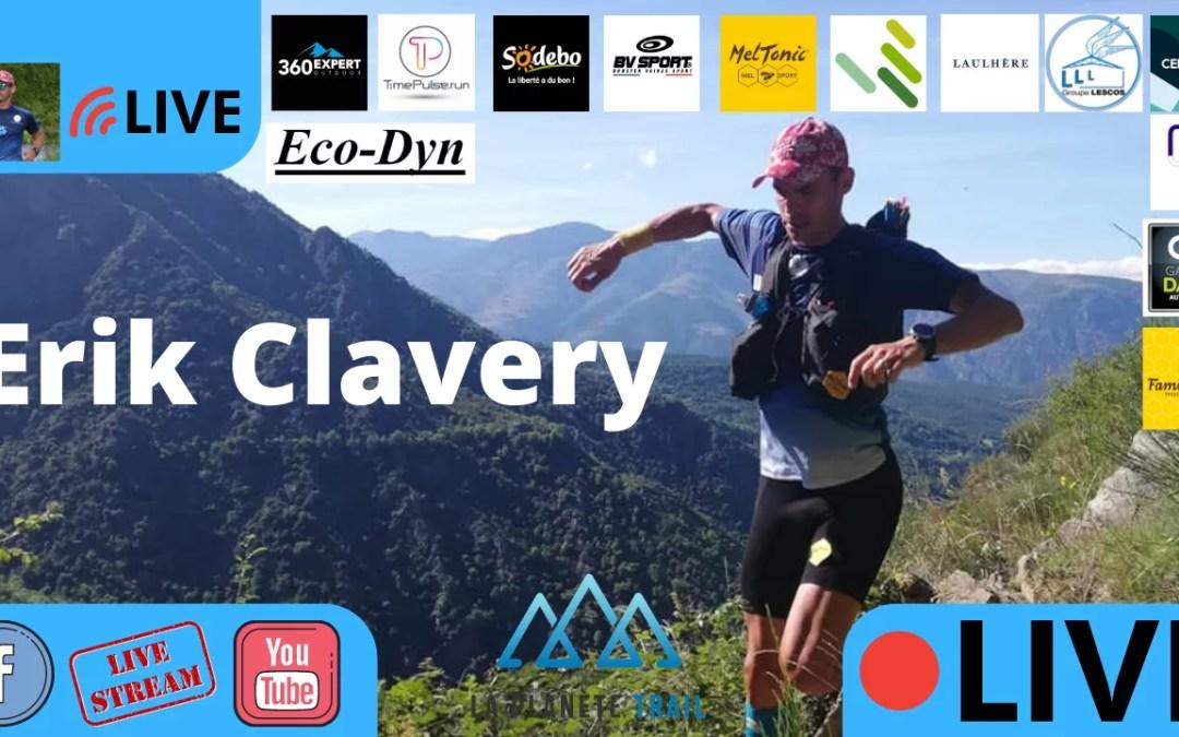 Eric Clavery – Battre des records sans montagne
