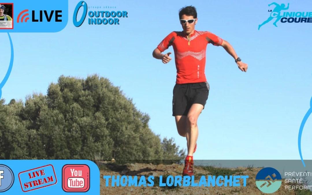 Thomas Lorblanchet – La santé par le sport