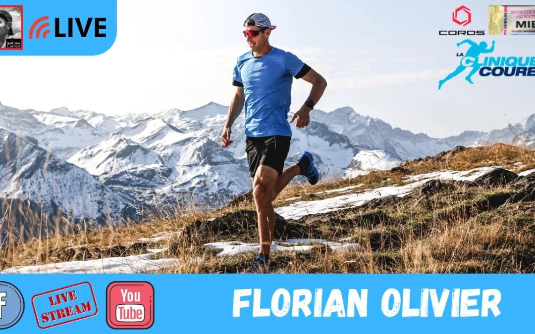 Florian Olivier : Manager la Team Trail Cimalp