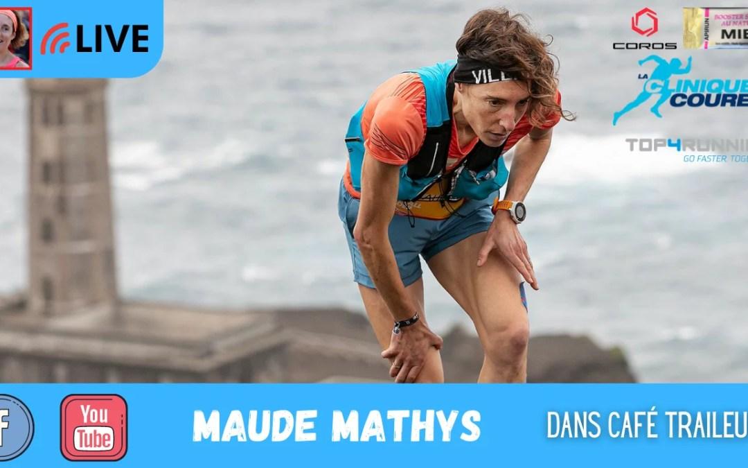 Maude Mathys : La meilleure Traileuse du monde