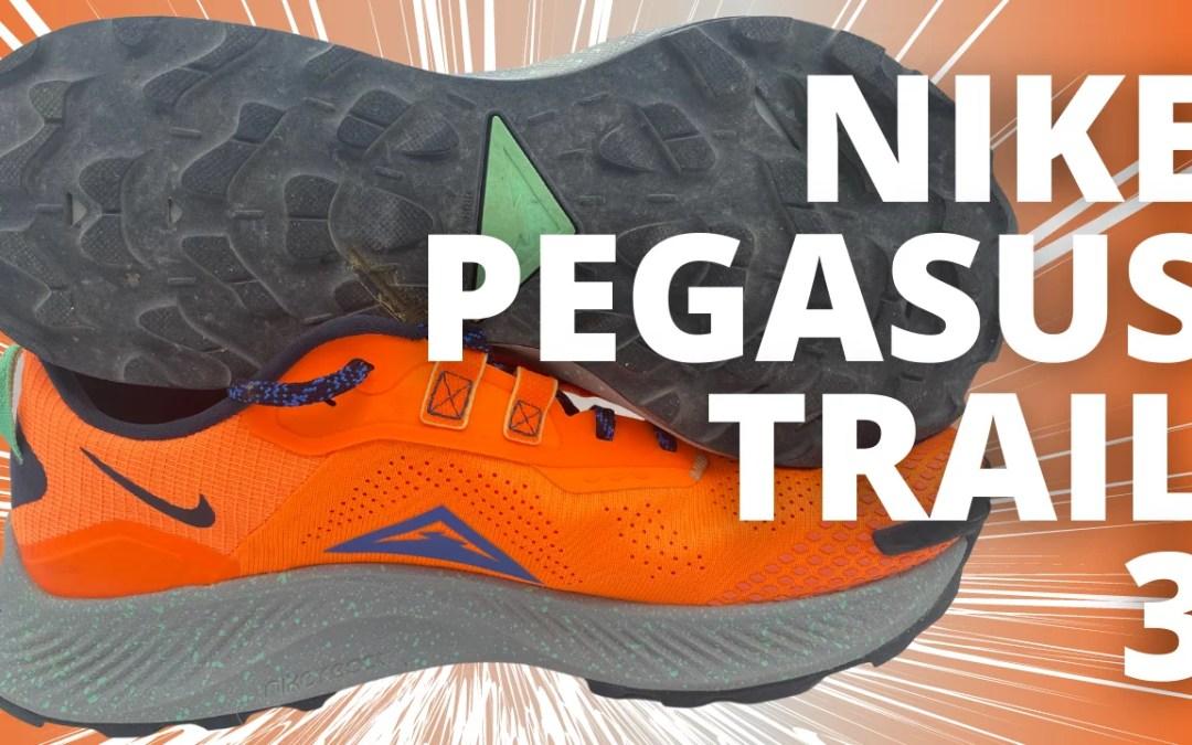 Nike Pegasus Trail 3 : test et avis
