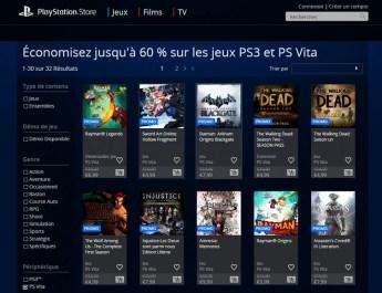 Nouvelle vague de promos sur le PlayStation Store