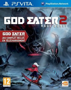 Bon plan promo God Eater Rage Burst 2 PS Vita