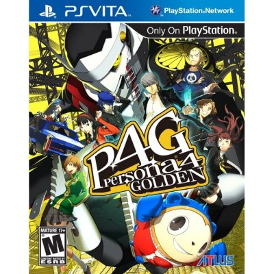 Bon Plan : Persona 4 Golden à 15,31 €