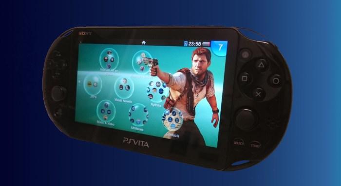 Fonds d'écran & écrans de déverrouillage à télécharger pour PS Vita