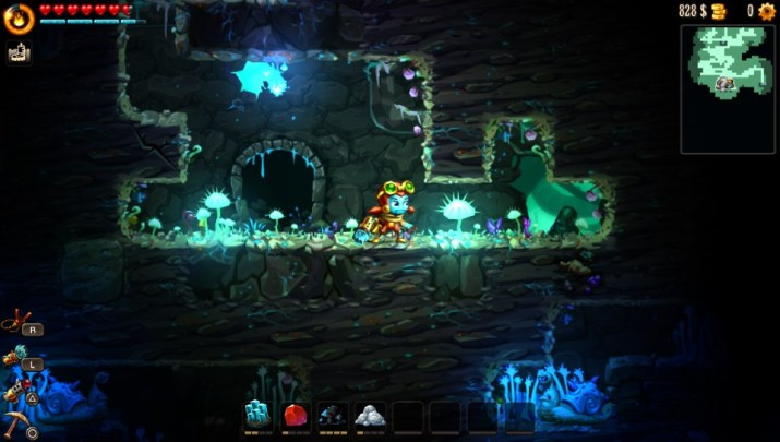SteamWorld Dig 2 PS Vita
