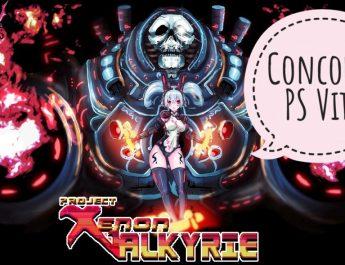 Xenon Valkyrie+ Concours PS Vita