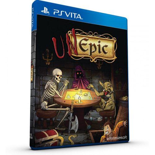 UnEpic : la version classique ouverte à la précommande pour tous sur PS Vita & PS4