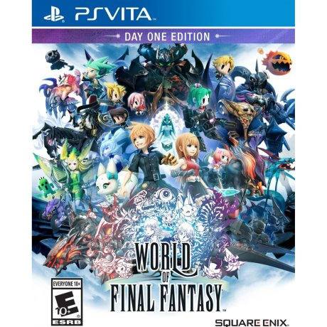 Bon Plan : World Of Final Fantasy à 15,73 €