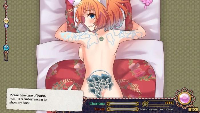 Tokyo Tattoo Girls Test PS Vita