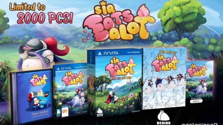 Sir Eatsalot Play Asia PS Vita