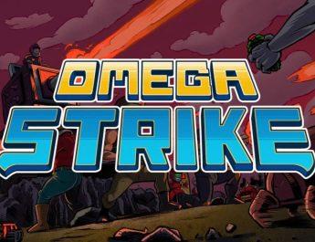 Omega Strike PS Vita