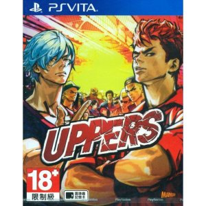 Uppers PS Vita