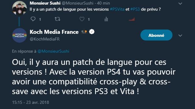 Dragon's Crown : un patch pour la langue française sera disponible sur PS Vita et PS3