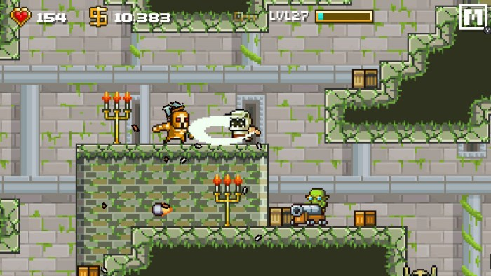 Devious Dungeon PS Vita PS4