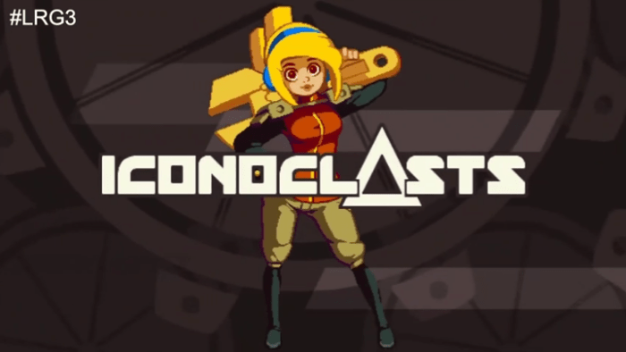 Iconoclasts PlayStation Plus PS Vita