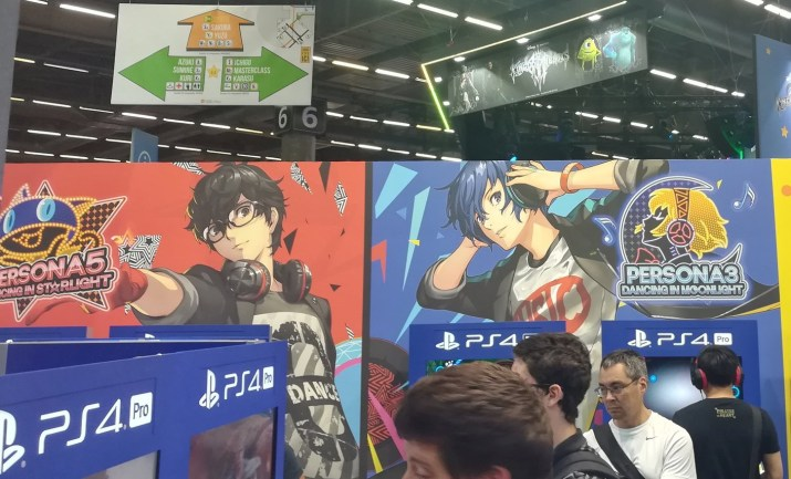 Stand Persona Dancing Koch Media
