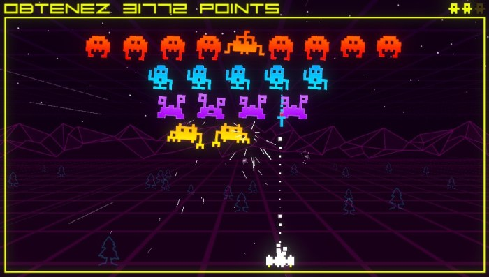 Super Destronaut DX test review PS Vita PS4