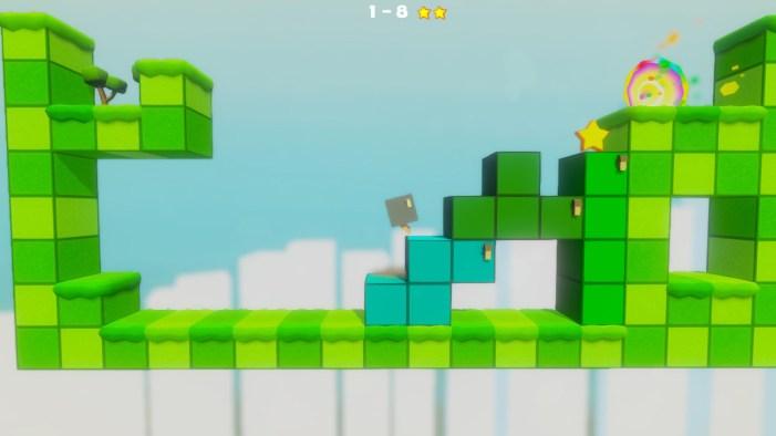 Test Tetra's Escape PS Vita