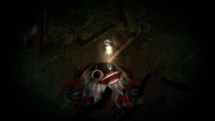 Yomawari Midnight Shadows PS Vita