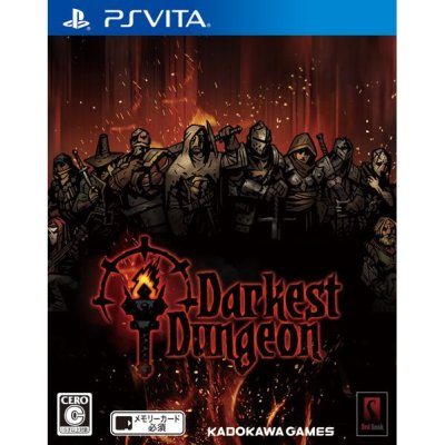 Darkest Dungeon édition physique sur PS Vita