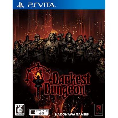 Darkest Dungeon PS Vita physical english & french version