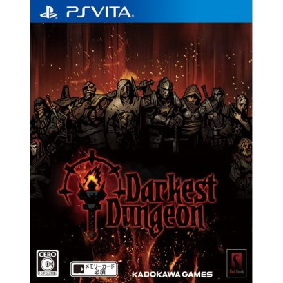 Darkest Dungeon PS Vita physical english & french version