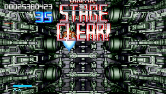 Fast Striker test PS Vita