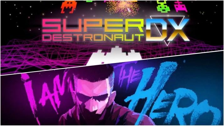 Super Destronaut DX & I Am The Hero arrivent en éditions physiques limitées sur PS Vita