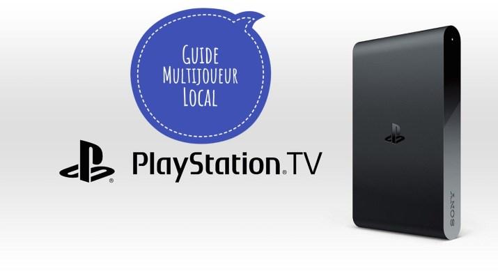 [Guide] Liste des jeux PS Vita & PS1 compatibles multijoueur local sur PSTV