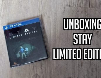 [Unboxing] STAY Limited Edition sur PS Vita