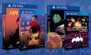 Super Destronaut DX & I Am The Hero disponibles le 13/12 en précommande sur PS Vita