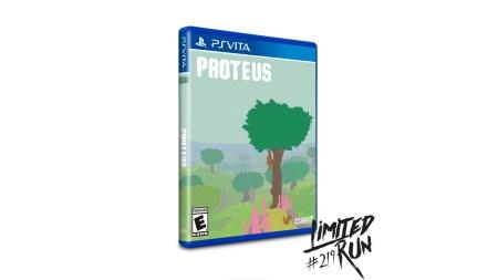 Proteus PS Vita