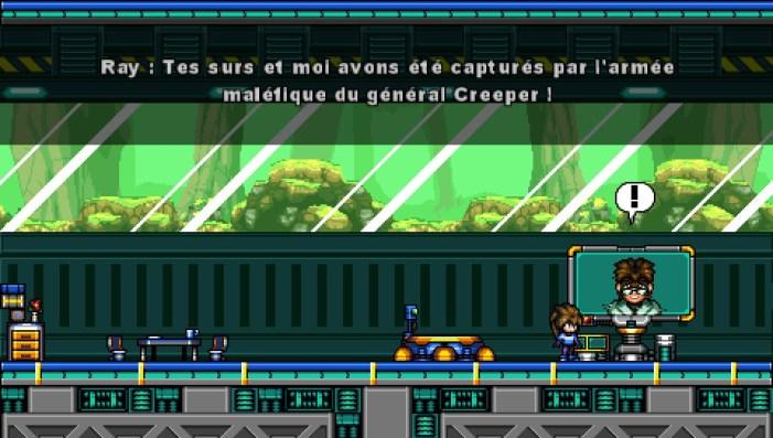 Test & avis METAGAL PS Vita