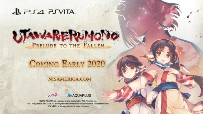 Utawarerumono: Prelude to the Fallen PS Vita