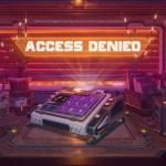 Access Denied PS Vita